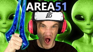 We are storming Area51