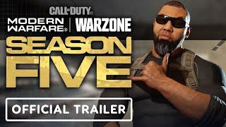 Call of Duty: Modern Warfare & Warzone - Official Season Five Battle Pass Trailer