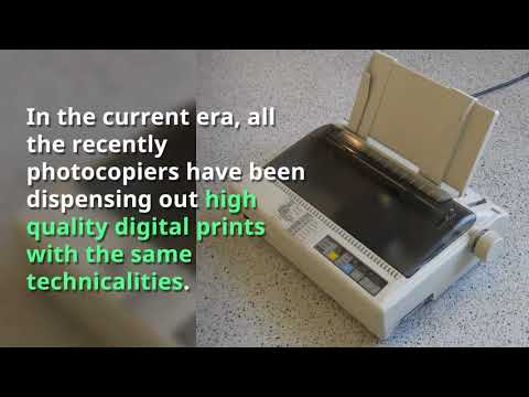 Copier Rental Dubai - Rent Printer in Dubai