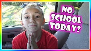 DOES KAYLA MISS SCHOOL? | WHAT DOES TYLER GET FOR HIS BIRTHDAY? | We Are The Davises