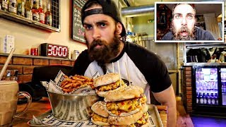 The Undefeated 8lb Chilli Cheese Challenge & The UK's SECOND Biggest Freakshake