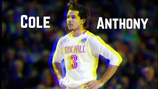 Cole Anthony Prospect Breakdown | Scouting Report