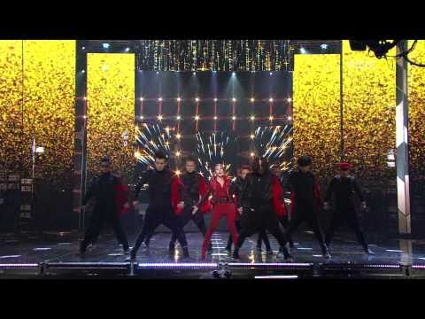101231 BoA - Girls On Top, Copy & Paste, Hurricane Venus @ 2010 MBC Gayo Daejejun