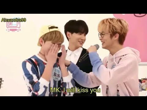 NCT Kiss Moments