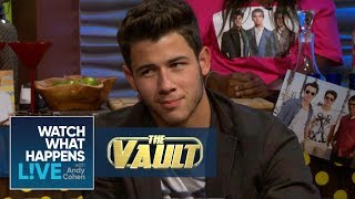Nick Jonas On Problems With Justin Bieber's Image   WWHL
