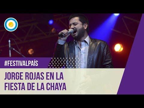 Fiesta de la Chaya 2015: Jorge Rojas