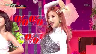 뮤직뱅크 Music Bank - %%(Eung Eung(응응))  - APINK (에이핑크).20190111