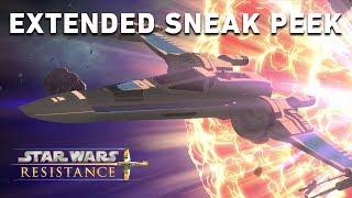 Extended Sneak Peek | Star Wars Resistance