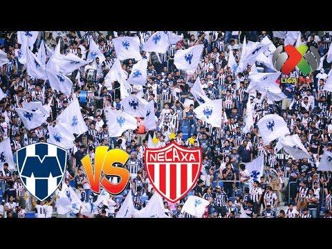 MONTERREY VS NECAXA 2-1 LA ADICCION 2019 HD