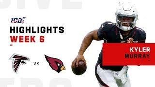Kyler Murray is Clutch w/ 3 TDs & 340 Yards | NFL 2019 Highlights