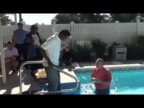 10-0905pm - Baptismal Service
