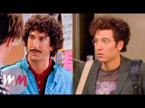 Top 10 Times HIMYM Totally Ripped Off Friends