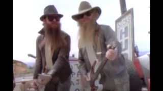 ZZ Top - Gimme All Your Lovin' (Official Music Video)