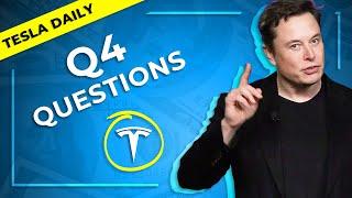 Questions for Elon Musk on Tesla's Earnings Call + Oppenheimer TSLA Price Target