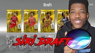 I Let Siri Draft My Team in This NBA 2K19 Rebuilding Challenge
