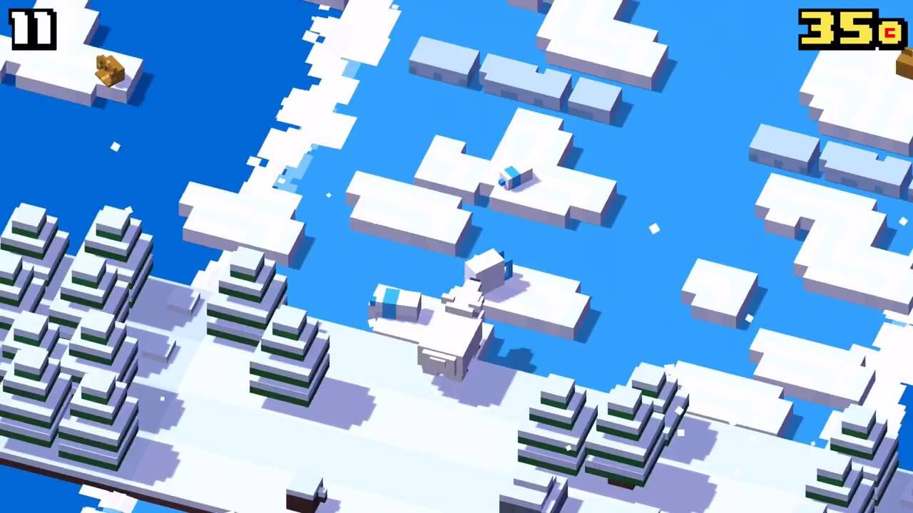즐겨보세요 Crossy Road on PC 1