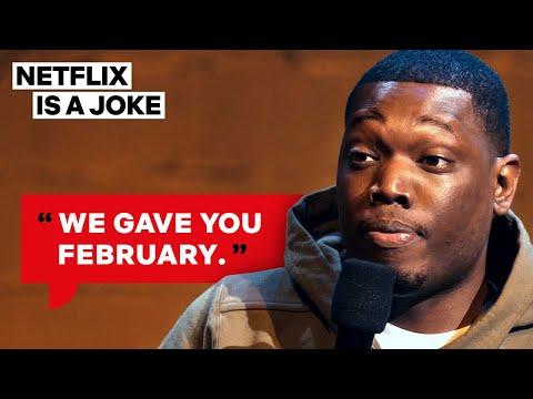 Michael Che's Civil Rights Update | Netflix Is A Joke