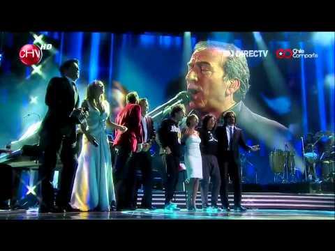 Jose Luis Perales - Te Quiero (Viña Del Mar 2012) (HD)