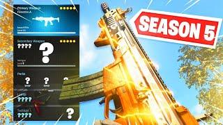 the SEASON 5 KILO CLASS SETUP! IT SHREDS! (Modern Warfare Warzone)