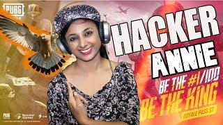 ROG STREAM HACKER || GIRL GAMER USING HACK LIVE PUBG MOBILE EMULATOR 10000% PROVE
