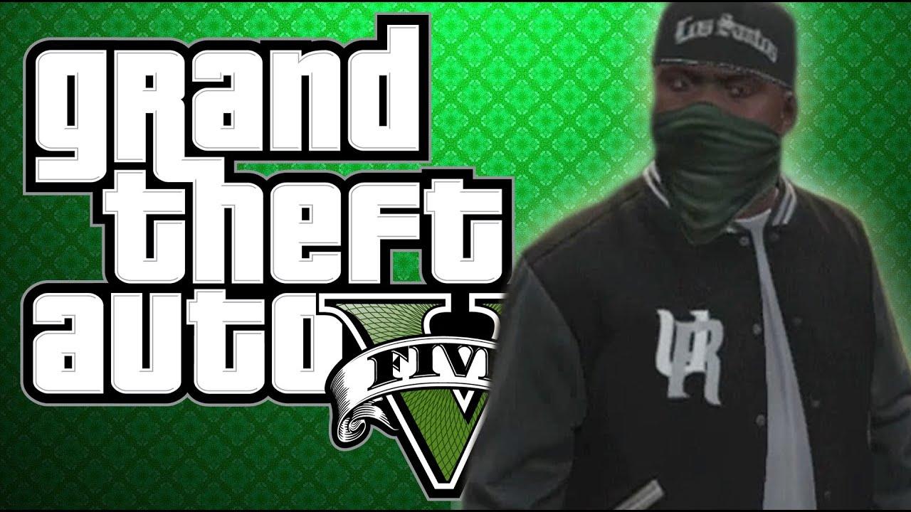 GTA 5 THUG LIFE RAP SONG! - YouTube