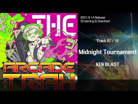 🔥THE ARCADE TRAX🔥全曲解説 7/12 - A-One - Midnight Tournament #Eurobeat #shorts