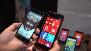 Yezz Billy and Andy 5S: Same phone, your choice of OS