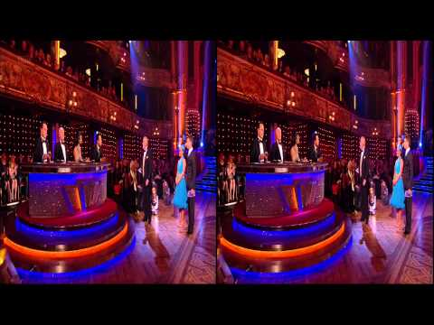BBC Freeview HD 3D - Strictly Come Dancing Final 2011 - Part 2/2
