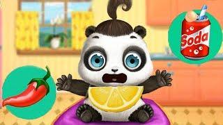 Play Fun Baby Panda Pet Care Kids Games Panda Lu Baby Bear Care 2 Babysitting & Daycare