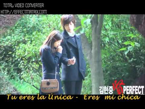 Kim Hyun Joong Smile Sub español
