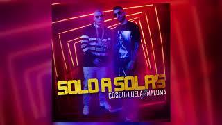 Cosculluela - Solo A Solas (ft. Maluma) | Audio Oficial