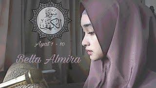 Surah Al Kahfi 1-10 by Bella Almira   @bellmirs   (masih belajar, hehe)
