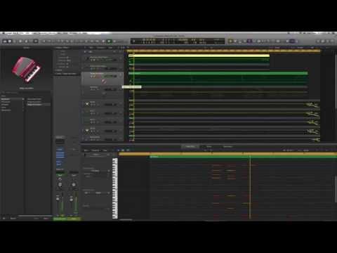 Propuesta Indecente Romeo Santos midi file -- Dario Aloe -- Logic Pro X Percussion Bachata