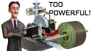 Tesla Turbine   The interesting physics behind it