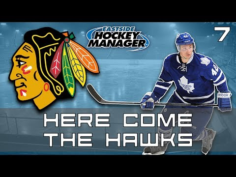 Here Come The Hawks | Episode 7 | Eastside Hockey Manager