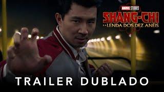 Shang-Chi e a Lenda dos Dez Anéis | Marvel Studios | Trailer Dublado