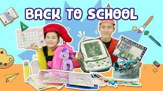 BACK TO SCHOOL! Mua Một Núi Dụng Cụ Học Tập Tại Hi Pencil Store | Bút Chì Em Vàng | Hi Pencil Studio