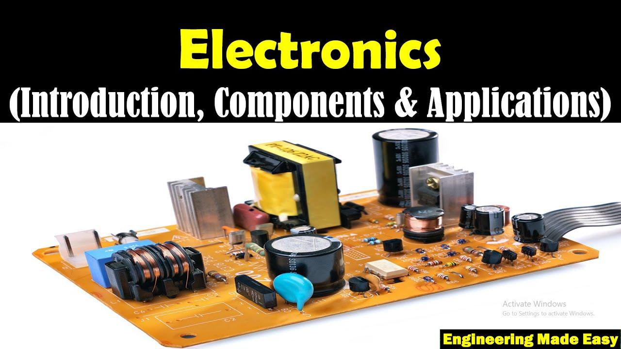 all-electronics-parts-list