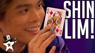 Shin Lim's Final Performance on America's Got Talent: The Champions | Magicians Got Talent