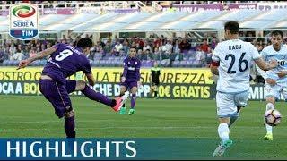 Fiorentina - Lazio 3-2 - Highlights - Giornata 36 - Serie A TIM 2016/17