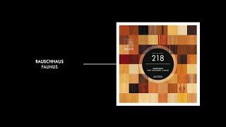 Rauschhaus - Faunus   Parquet Recordings