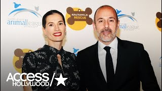 Who Is Matt Lauer's Wife, Annette Roque? | Access Hollywood