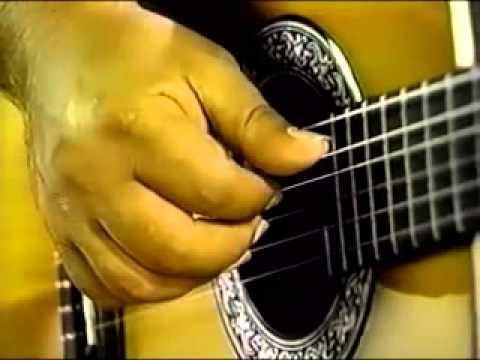 Vals (Peru) - Guitarra sudamericana (Clinica de ritmos latinoamericanos)