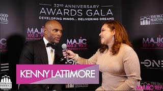 Majic At The Thurgood Marshall College Fund Gala: Kenny Lattimore