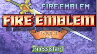 Fire Emblem 6 Hard Mode chapter 8