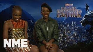 Black Panther: Lupita N'Yong'o and Danai Gurira discuss sequel plans