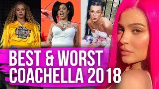Best & Worst Dressed Coachella 2018 (Dirty Laundry)