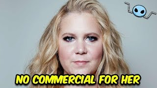 """Amy Schumer """"takes a knee"""" on Superbowl commercials"""