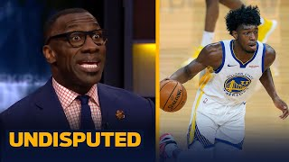 Skip & Shannon on Warriors' James Wiseman being mentored by Kyrie & KD | NBA | UNDISPUTED
