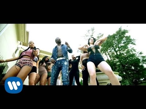Gucci Mane - Bling Blaww Burr (feat. Young Dolph) [Official Music Video]